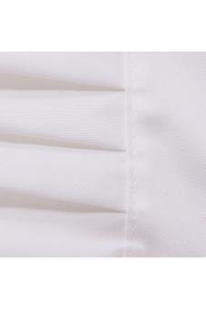 Hang-Qiao Restaurants Chef Hat Waiter Waitress Bakery (White) - picture 2