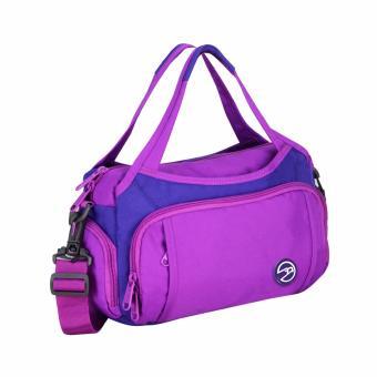 Hawk 4780 Shoulder Bag (Magenta/Purple) - 2