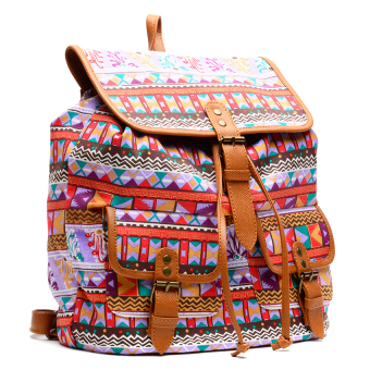 Hdy Biffy Backpack (Tribal Purple)