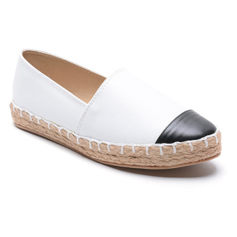 Hdy Bree Espadrilles Flat Shoes (Black Price Philippines