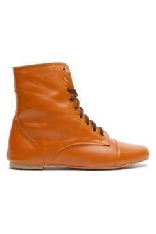 HDY Combat Boots (Tan) - picture 2