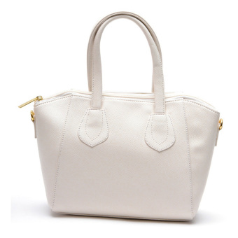 Hdy Small Maggie Tote Bag (Off White)