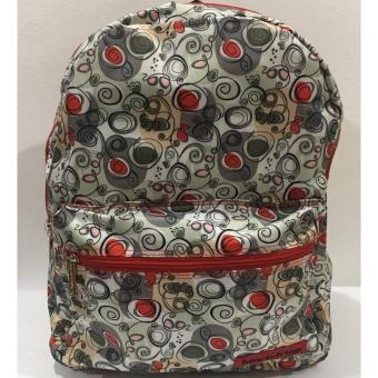 Heartstrings Chuchay001 Backpack SBP Printed Nylon