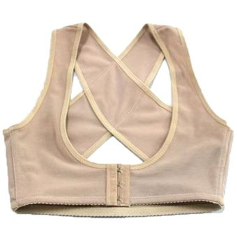 HengSong Push Up Body Shaper Bra (Beige) - picture 2