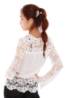HengSong Top Blouse (White) - picture 2