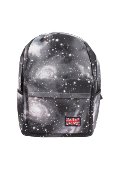 Hengsong Travel Leisure Backpack Black - picture 2