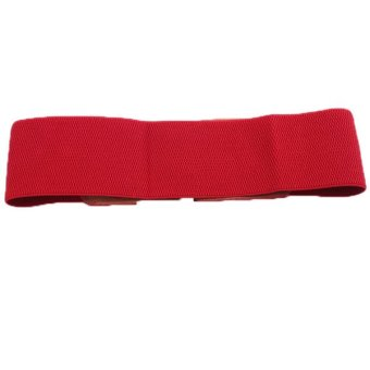 HengSong Wide Belt Waistband Stretch (Red) - picture 2