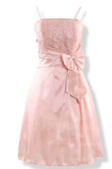 Hequ Fashion Party Little Dress (Pink)