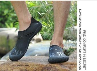 Hiking Shoes Outdoor 5 Five Fingered Toes Sneakers Men Climbing Camping Trekking Outdoors Waterproof Fishing - intl - 4