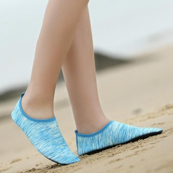 Hot Sale Male Quick Dry barefoot Water Float Shoes Aqua Socks - intl - 3