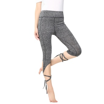 Hot Sale Yoga Pants For Woman Exercise Fitness - intl