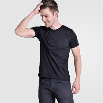 Huga V-Neck Pocket Tees Price Philippines
