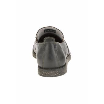 Hush Puppies Hoyt Jester (Black Leather) - 4