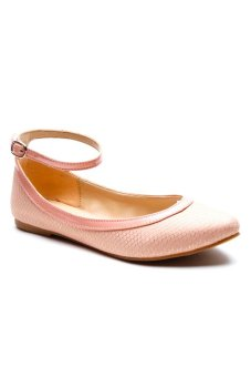 Huxley Empress Ballet Flats (Light Pink) - picture 2
