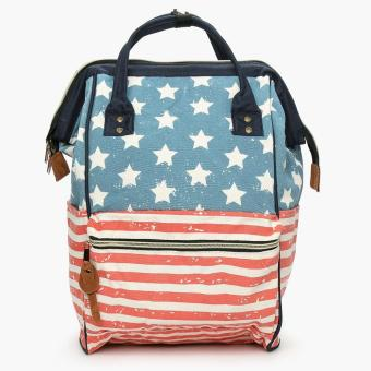Summit Lifestyle American Flag Backpack Price Philippines