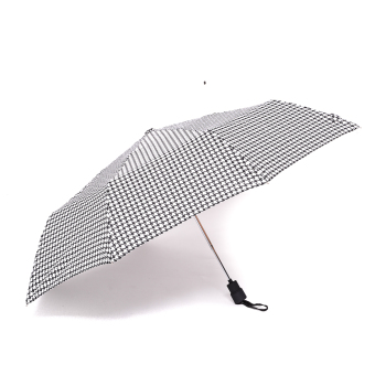 Bench Umbrella (White Houndstooth) Price Philippines