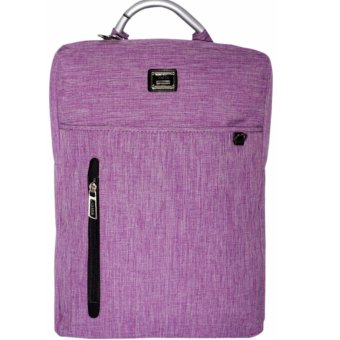 Nick Co 1665 Backpack (Purple) Price Philippines