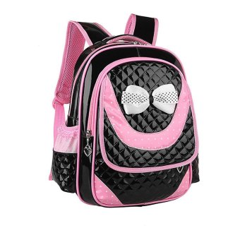 Children Shoulder Bags Backpacks Schoolbag For Primary Girl Black Price Philippines
