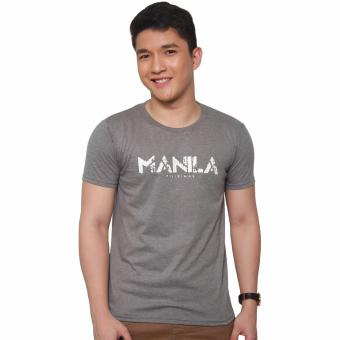 T-Shirt ni Juan Antonio Grey Tee Price Philippines