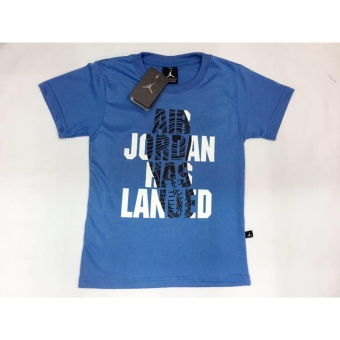 Harga Hoops Air Jordan Has Landed t-shirt Teens
