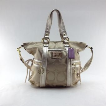 COACH Poppy Signature Sateen Spotlight Shoulder Bag F13843 Price Philippines