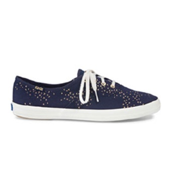 Keds Champion CH Mini Bird Sneakers (Navy/Gold) Price Philippines