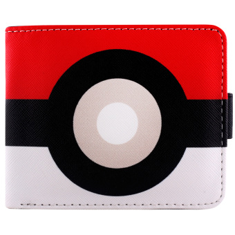 ANIME ZONE Pokemon Anime PokeBall Trendy Bifold Casual Leather Wallet Price Philippines