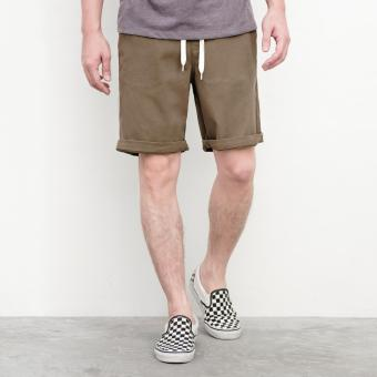 LOYAL Olive Drawstring Short Price Philippines