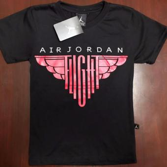 Harga air jordan flight t-shirt teens medium