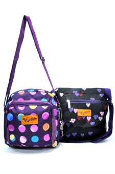 Ruffles Mix and Match Sling Bags Special Bundle 1 Price Philippines