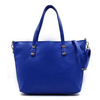 Vintage Paris Anna Tote Bag Sling Bag (Royal Blue) Price Philippines