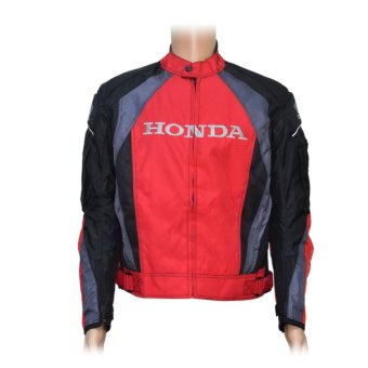 Harga P091-Honda Jacket (L) - Red