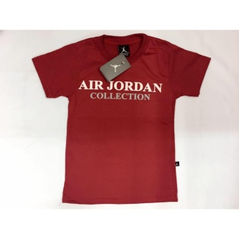 Harga Hoops Air Jordan Collection t-shirt