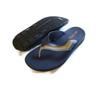 World Balance Mens Slipper (Blue) Price Philippines