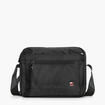 Salvatore Mann Yuan Backpack (Black) Price Philippines
