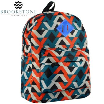 Brookstone Aztec Panther Backpack (Blue) Price Philippines