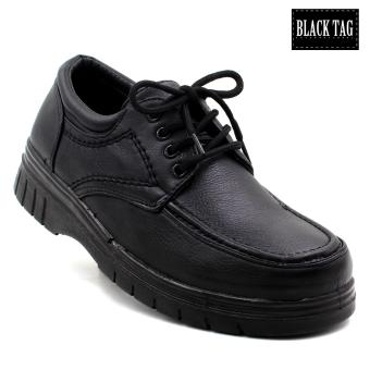 Black Tag Bradley 9016 School Shoes / Formal Shoes for Men (Black) Price Philippines