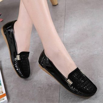 Harga Fantasy Ladies Fashion Shoes Flat Mocassins & Loafers Shoes 615