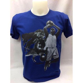 Harga Lebron with Lion adult t-shirt medium