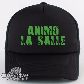 CRTVE Animo La Salle DLSU Trucker Cap (Black) Price Philippines