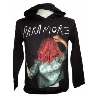 Harga Paramore - Grow Up Hoodies (Black)