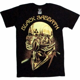 Harga Black Sabbath Tour T-shirt (nts)