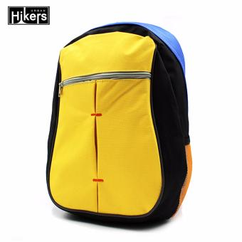 Harga Urban Hikers Seve Casual Daypack Backpack (Yellow)