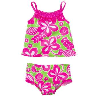 Carter's 2-Piece Ruffled Tankini (Aloha) (6-9 Months) Price Philippines