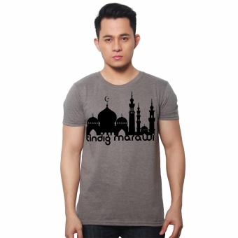 T-Shirt ni Juan Tindig Marawi Grey Black Tee Price Philippines