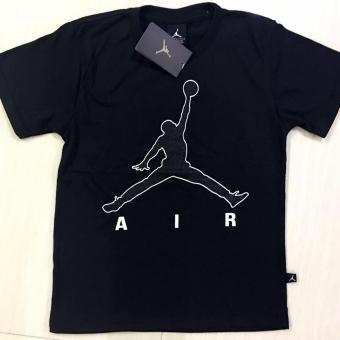 Harga Jordan air adult t-shirt small