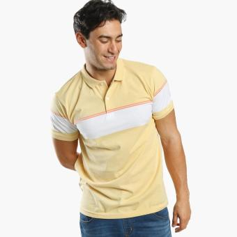 Men's Club Mens Pique Polo Shirt (Yellow) Price Philippines