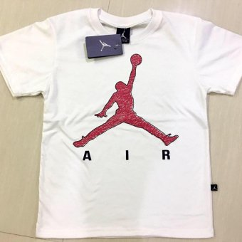 Harga Jordan Air adult tshirt medium