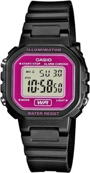 Casio LA-20WH-4ADF Women's Watch (Black) Price Philippines