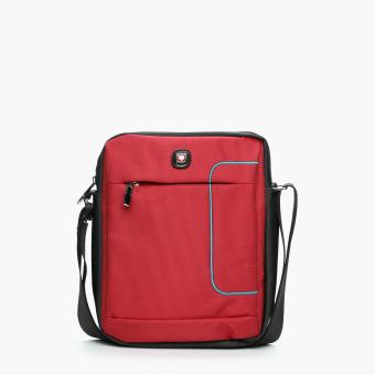 Harga Salvatore Mann Hui Sling Bag (Red)